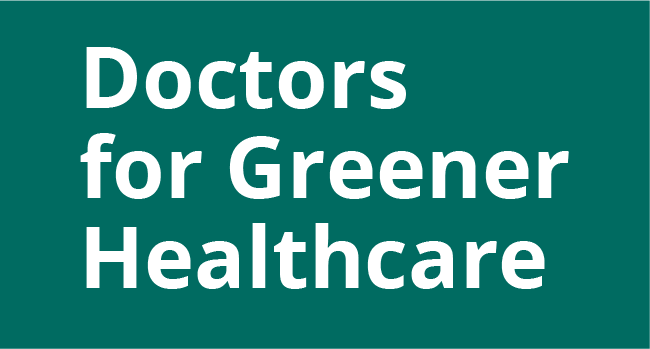 Doctors for Greener Healthcare - Europe