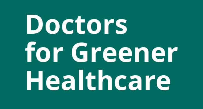 Doctors for Greener Healthcare - Europe