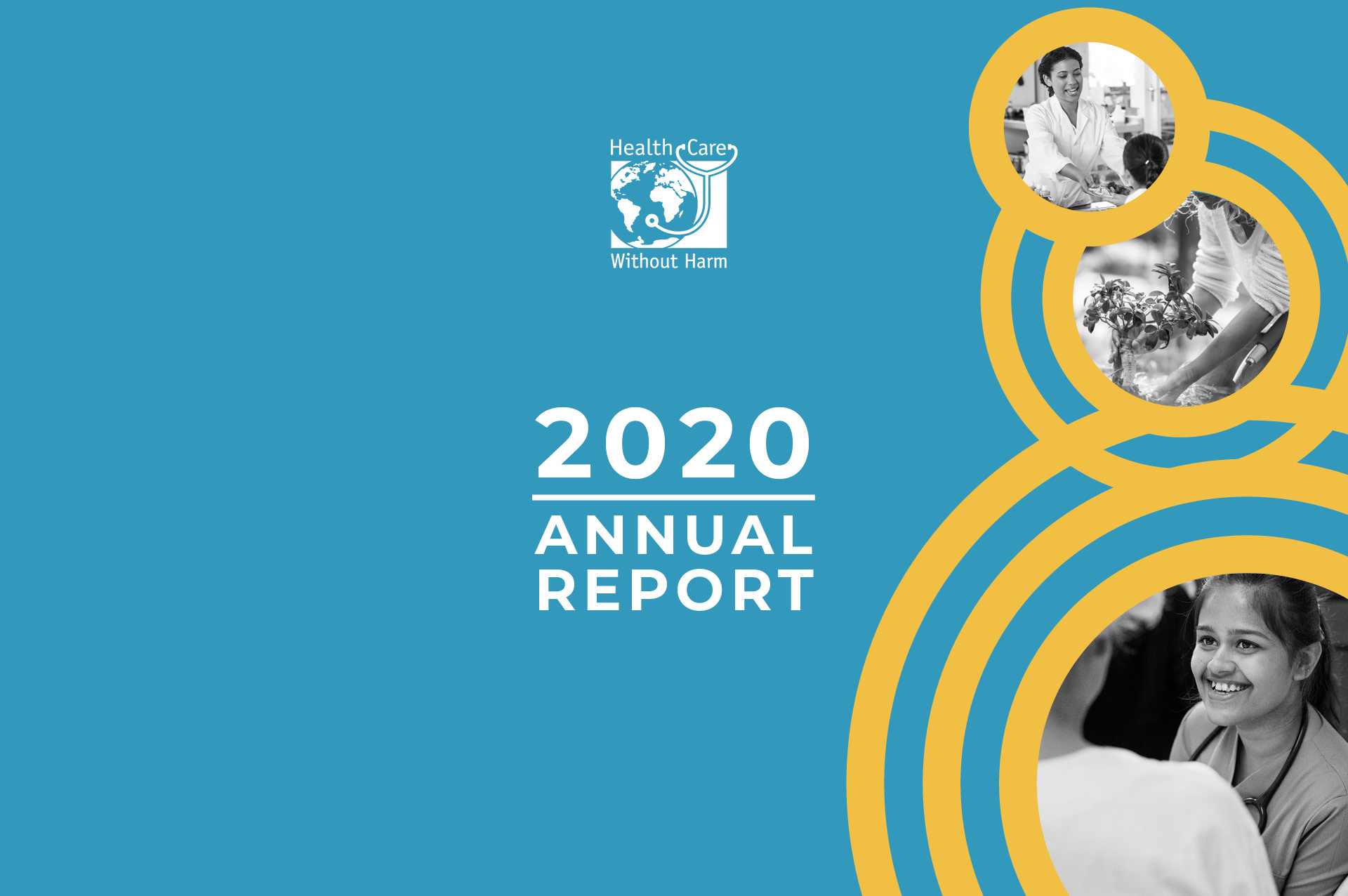 2020 Annual Report - HCWH Europe