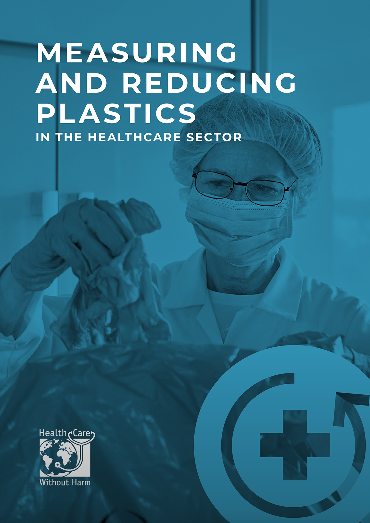 Measuring and reducing plastics in the healthcare sector
