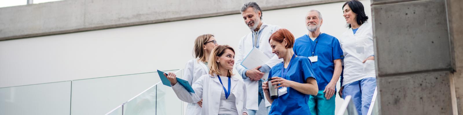 Doctors for greener healthcare